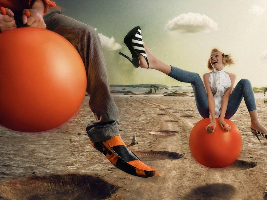 Kecses tartás, feszes formák – egy óriáslabdával