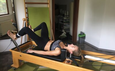 Peak Pilates személyi edzés reformer géppel
